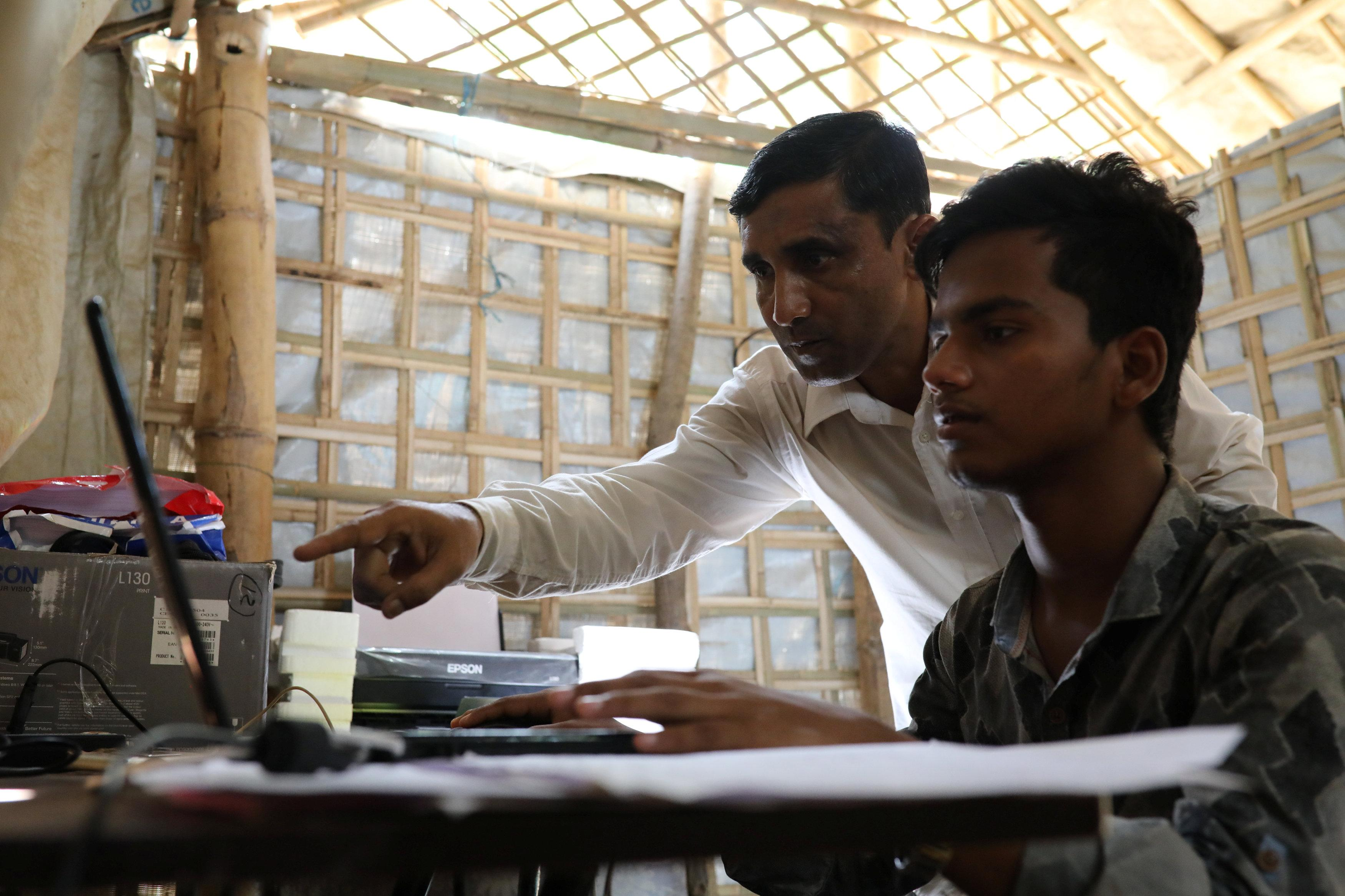 The Rohingya lists: refugees compile their own record of