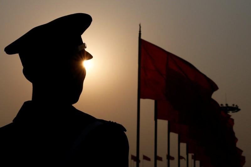 China police detain man for asking why can't Taiwan be called a country | Reuters