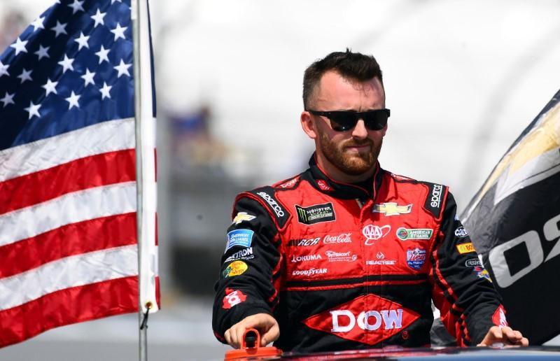NASCAR notebook: Dillon looking to convert improved qualifying to...
