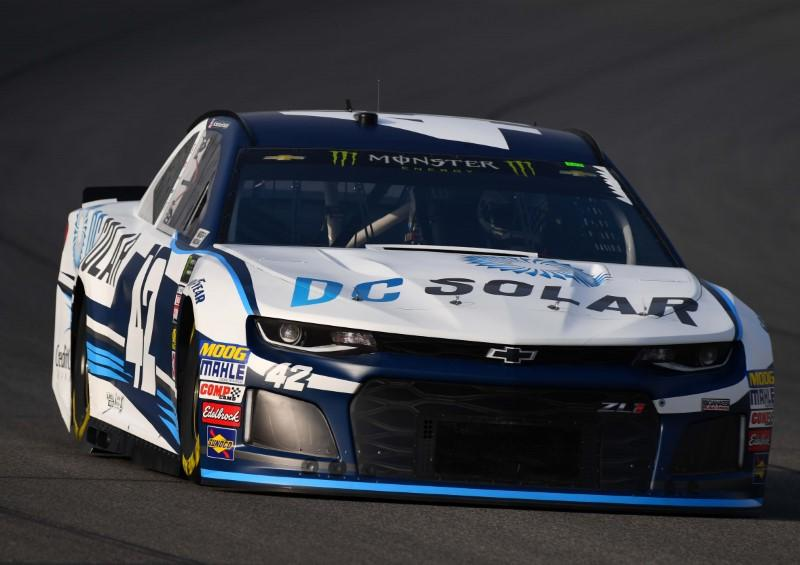 NASCAR notebook: Larson sees a future of 'Kyle, Kyle and Chris' shows
