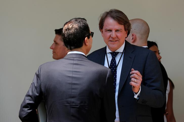 Image result for IMAGES OF DON MCGAHN TRUMP