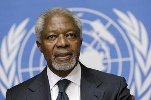 Kofi Annan: 1938 - 2018
