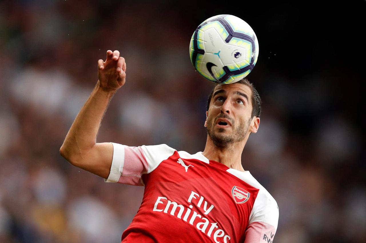 Emery needs time to bed down new style at Arsenal - Mkhitaryan ...