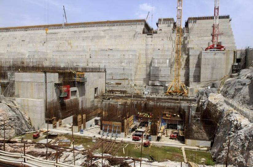 Ethiopia ousts state firm from Nile dam project after construction