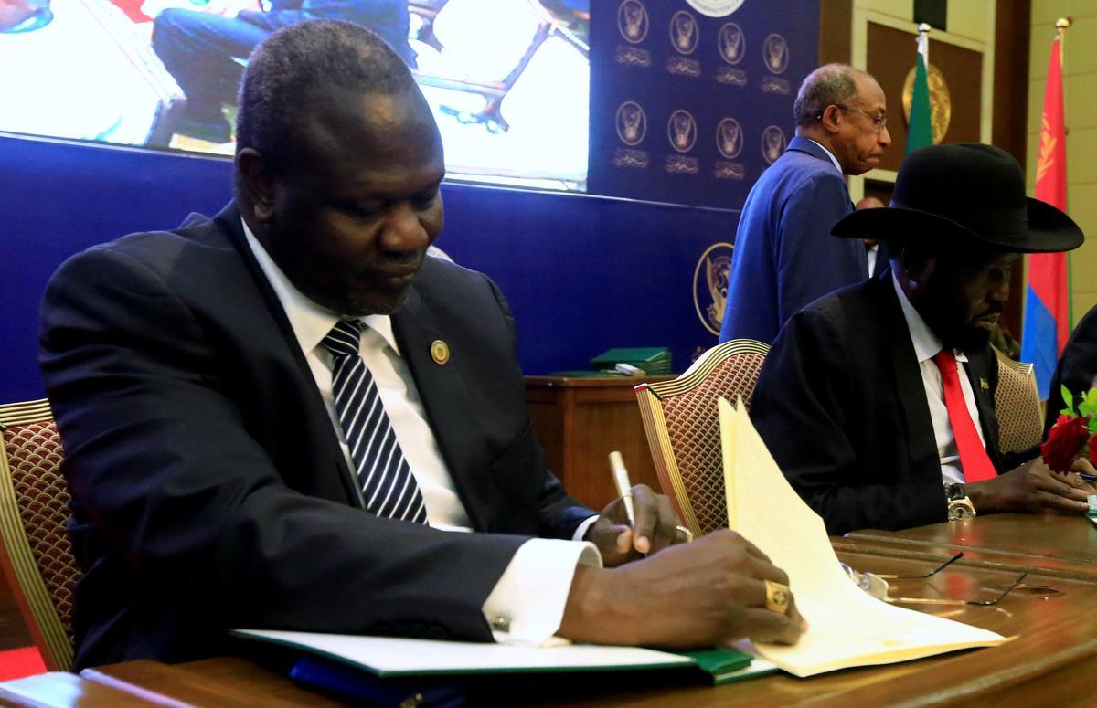 South Sudan Rebels To Sign Latest Draft Peace Deal Sudan Reuters