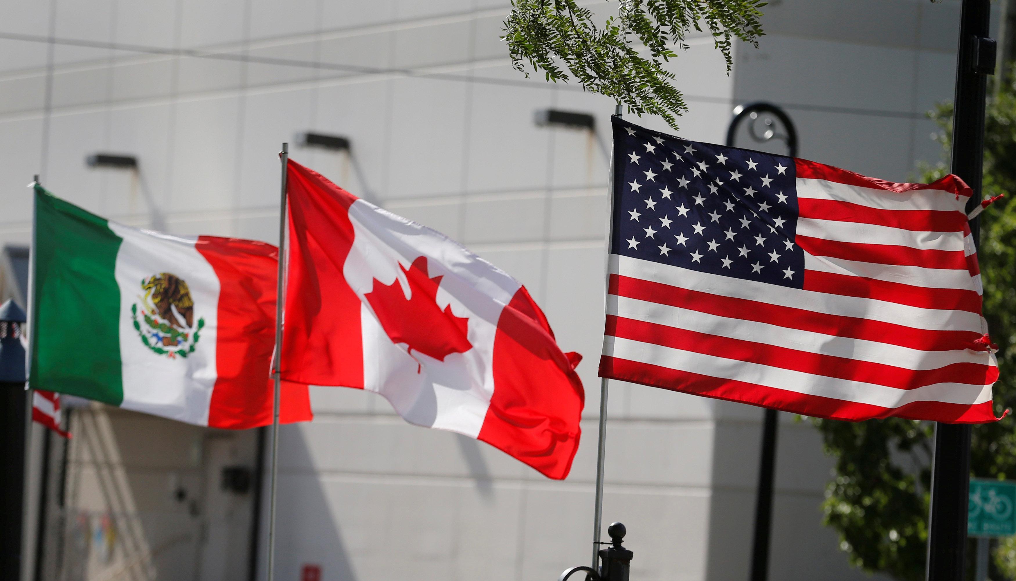 Canada, U.S. push toward NAFTA deal by Friday