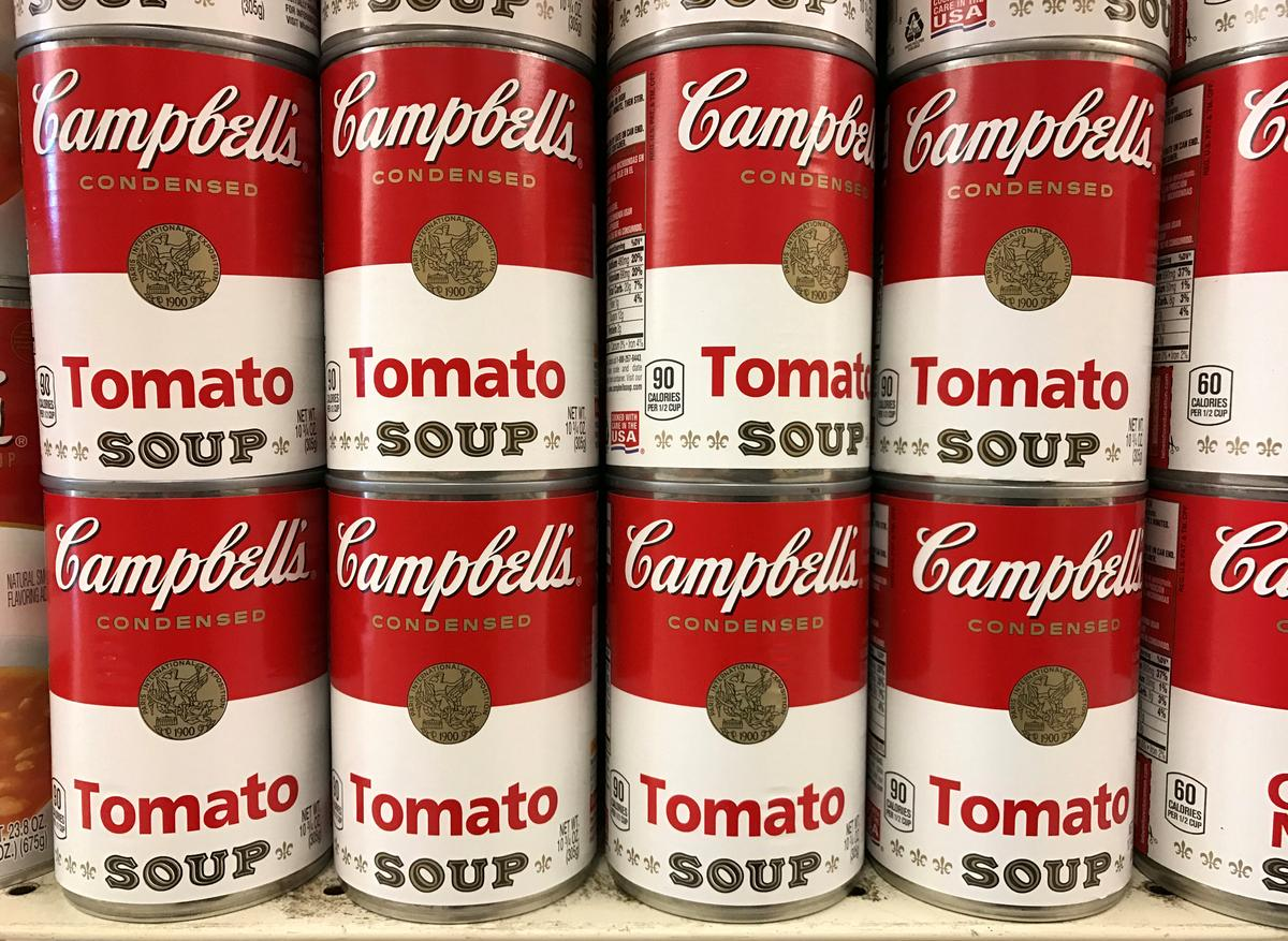 campbell to sell fresh international units complete sale an option