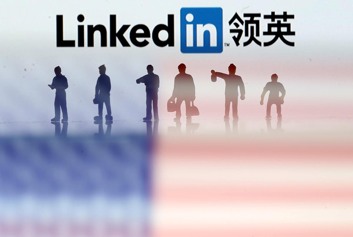 Exclusive: Chief U.S. spy catcher says China using LinkedIn to recruit Americans