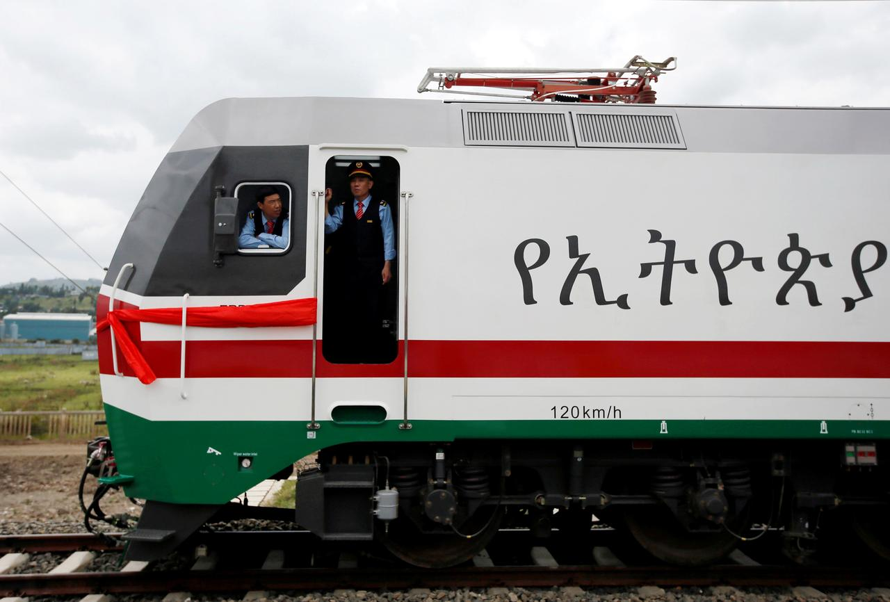 Trains delayed: Ethiopia debt woes curtail China funding