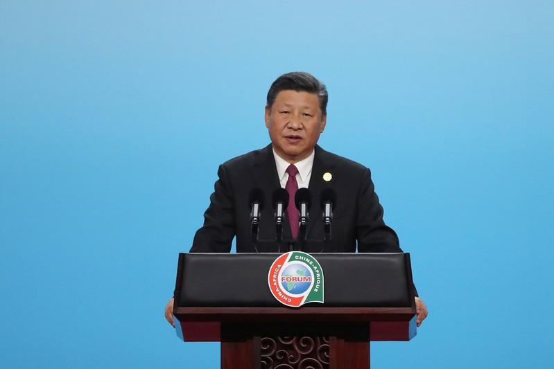 China to provide $60 bln in financial support to Africa, Xi says