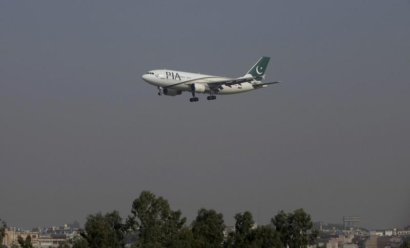 CEO of Pakistan's national airline steps down on order of
