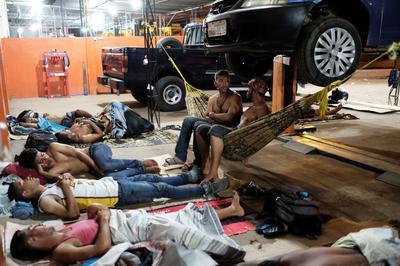 Exodus from Venezuela