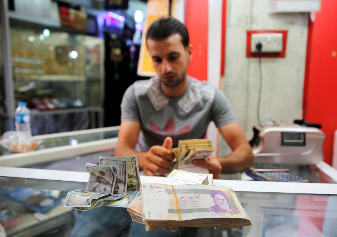 Iran Rial Edges Up Following Record Low Against Dollar