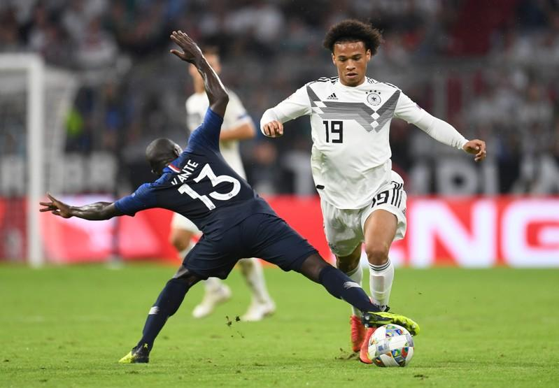 4055332c1d7ff3 Germany s Sane to miss Peru friendly for personal reasons - team ...