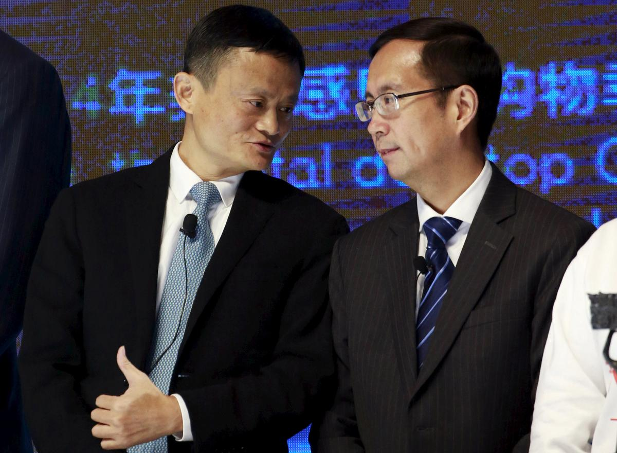 Alibaba's Jack Ma to step down in one year, hand baton to
