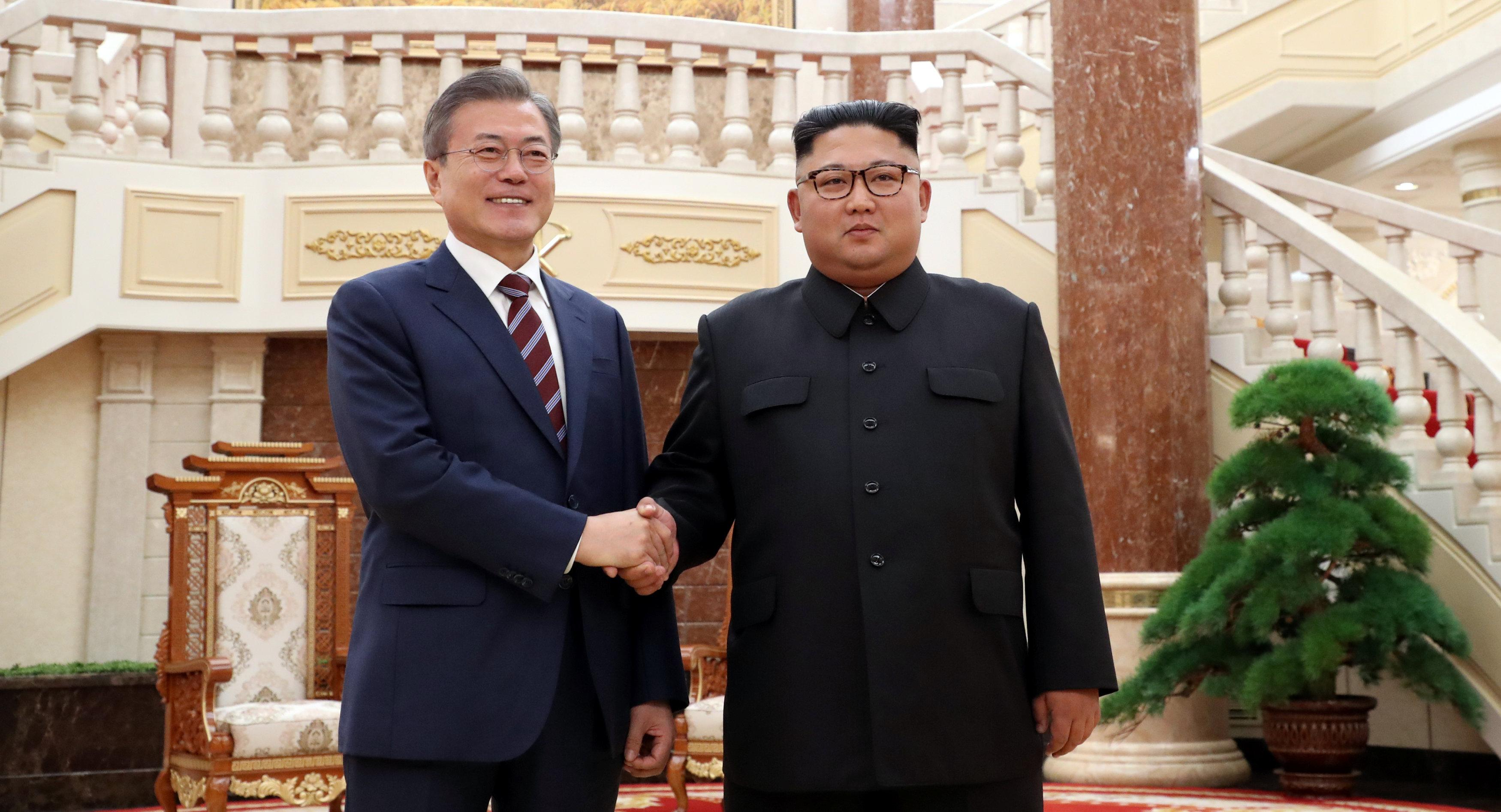 North, South Korea agree to pursue joint 2032 Olympic Games bid