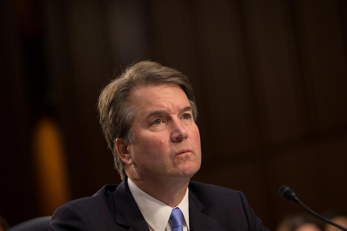 Opposition to Kavanaugh grows, support at historic low:...