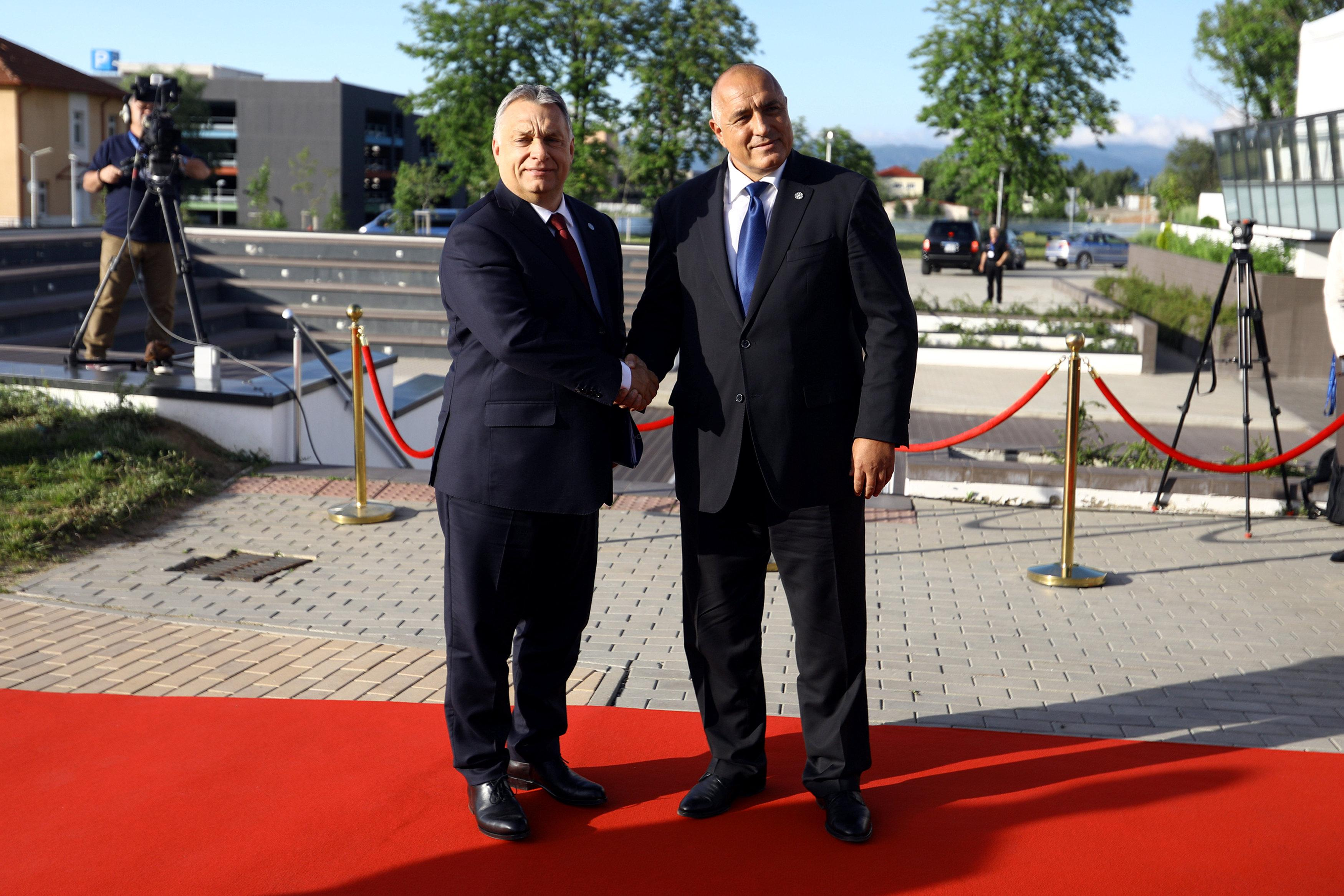 Bulgaria pledges solidarity with Hungary in rights standoff with EU