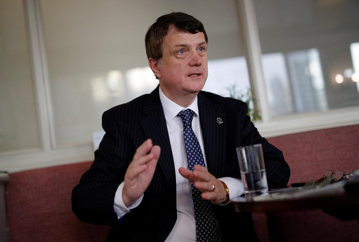 UKIP will not join Steve Bannon's anti-EU movement, UKIP leader says