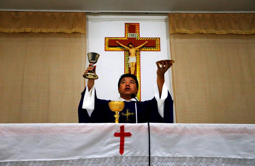 reuters.com - Reuters Editorial - China's Catholic Church pledges loyalty to Party after Vatican deal