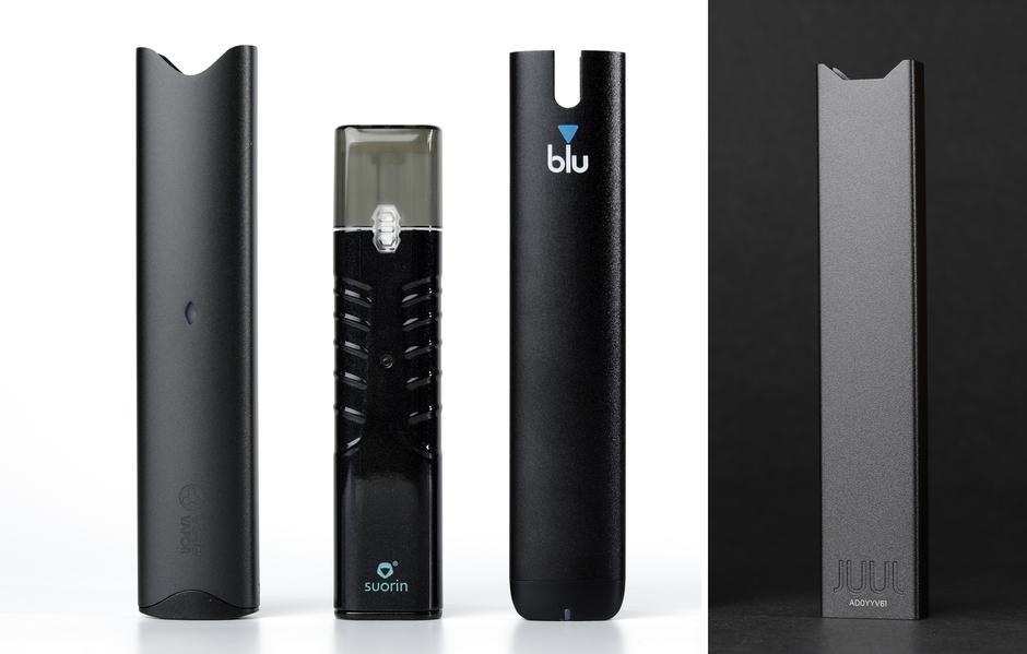 Special Report - High-nicotine e-cigarettes flood market