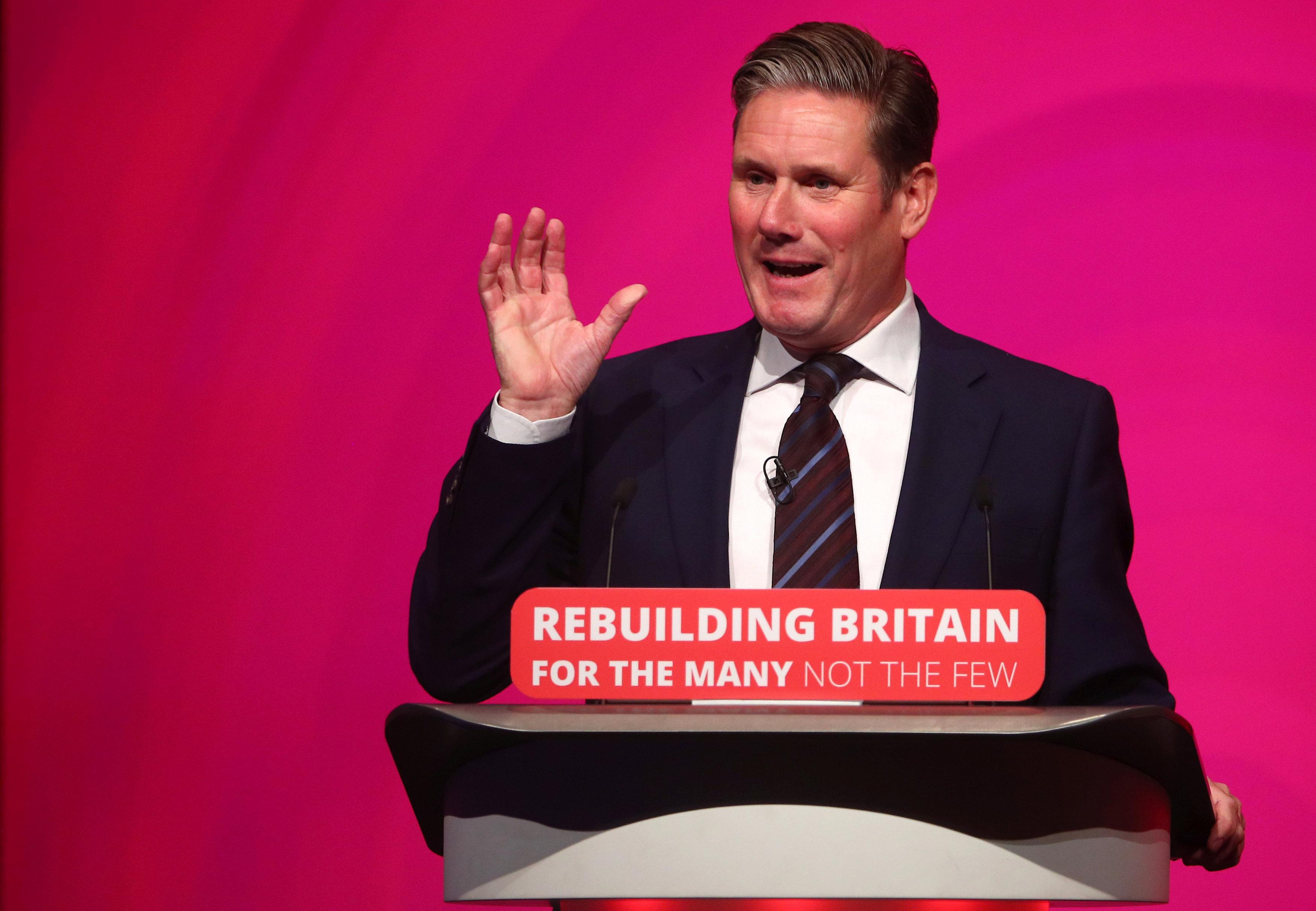 Labour increasingly likely to vote against Brexit deal - Starmer