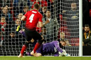 United knocked out of League Cup by Derby on penalties