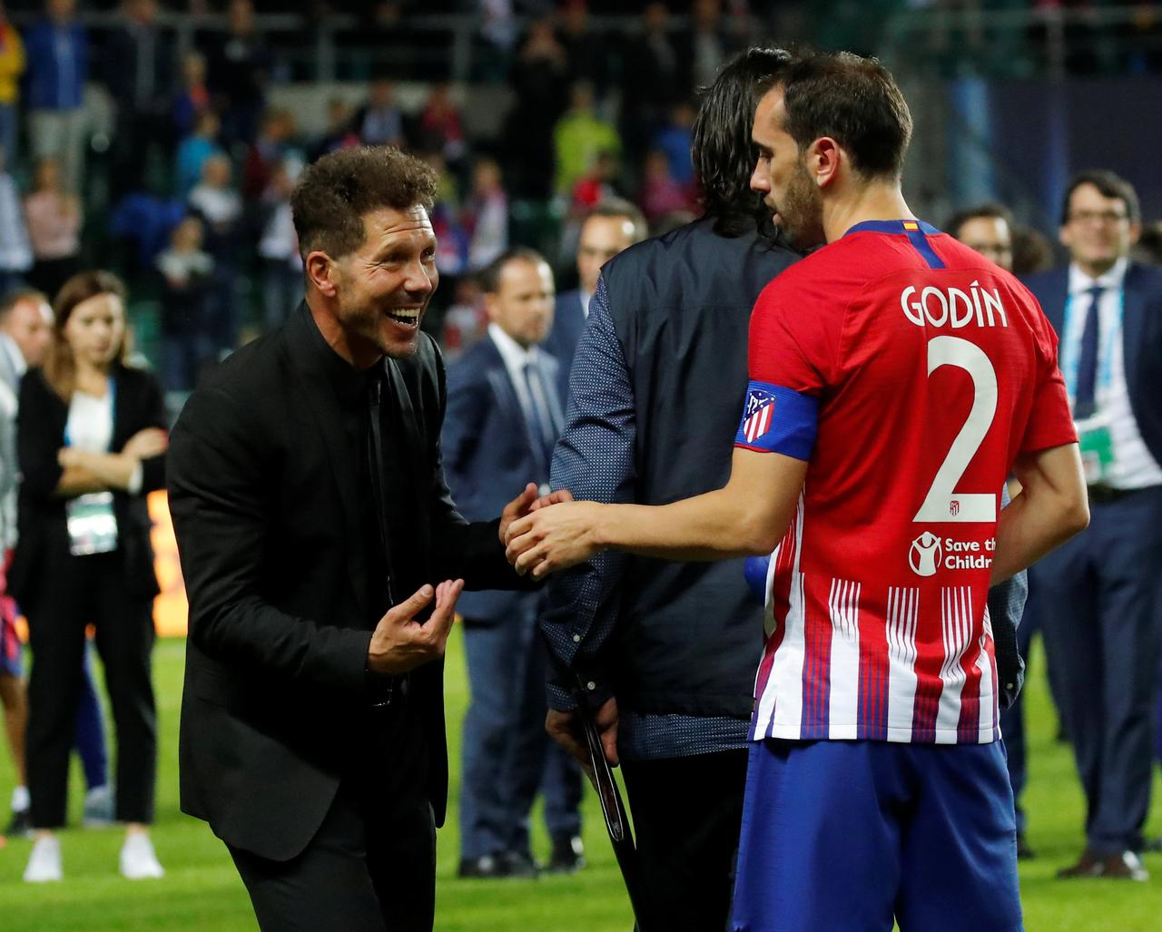 real loss shifts momentum to atletico ahead of madrid derby reuters