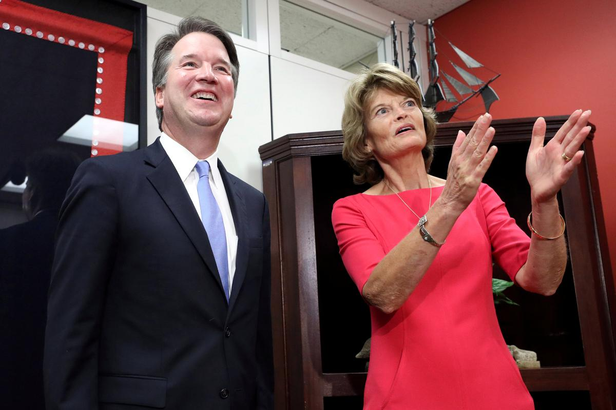 Alaska's Murkowski faces conflicting pressures at home in ...