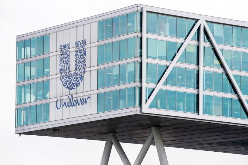 Unilever drops Dutch headquarters move after British investors rebel
