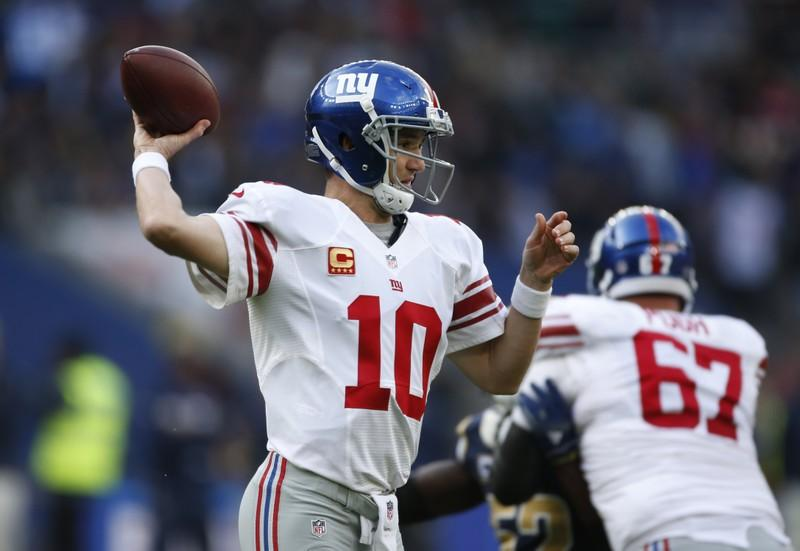 Could trade provide graceful exit for Giants' Manning? - Reuters