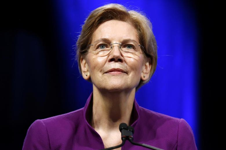 Elizabeth Warren Calls on Biden to Cancel ,000 of Debt for Each American With Student Loans