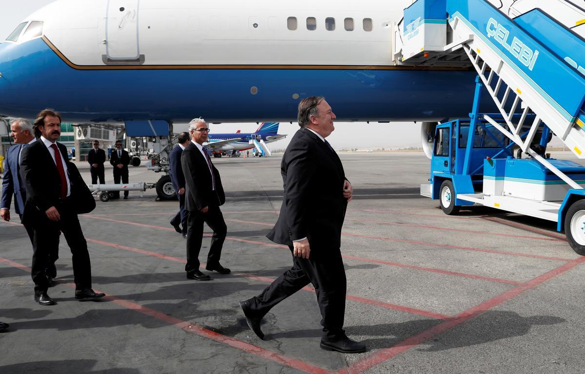 U.S.'s Pompeo sees decision soon on Turkey sanctions