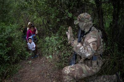 Caught at the U.S.-Mexico border