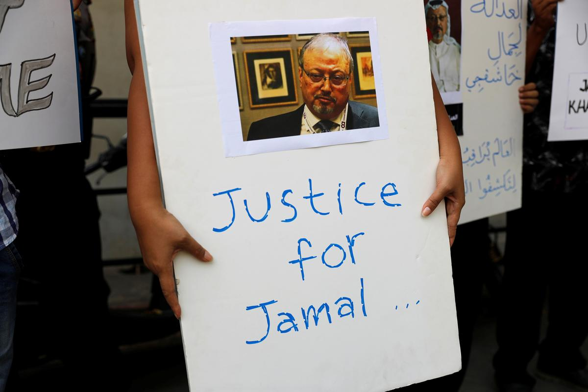 How the man behind Khashoggi murder ran the killing via Skype - Reuters