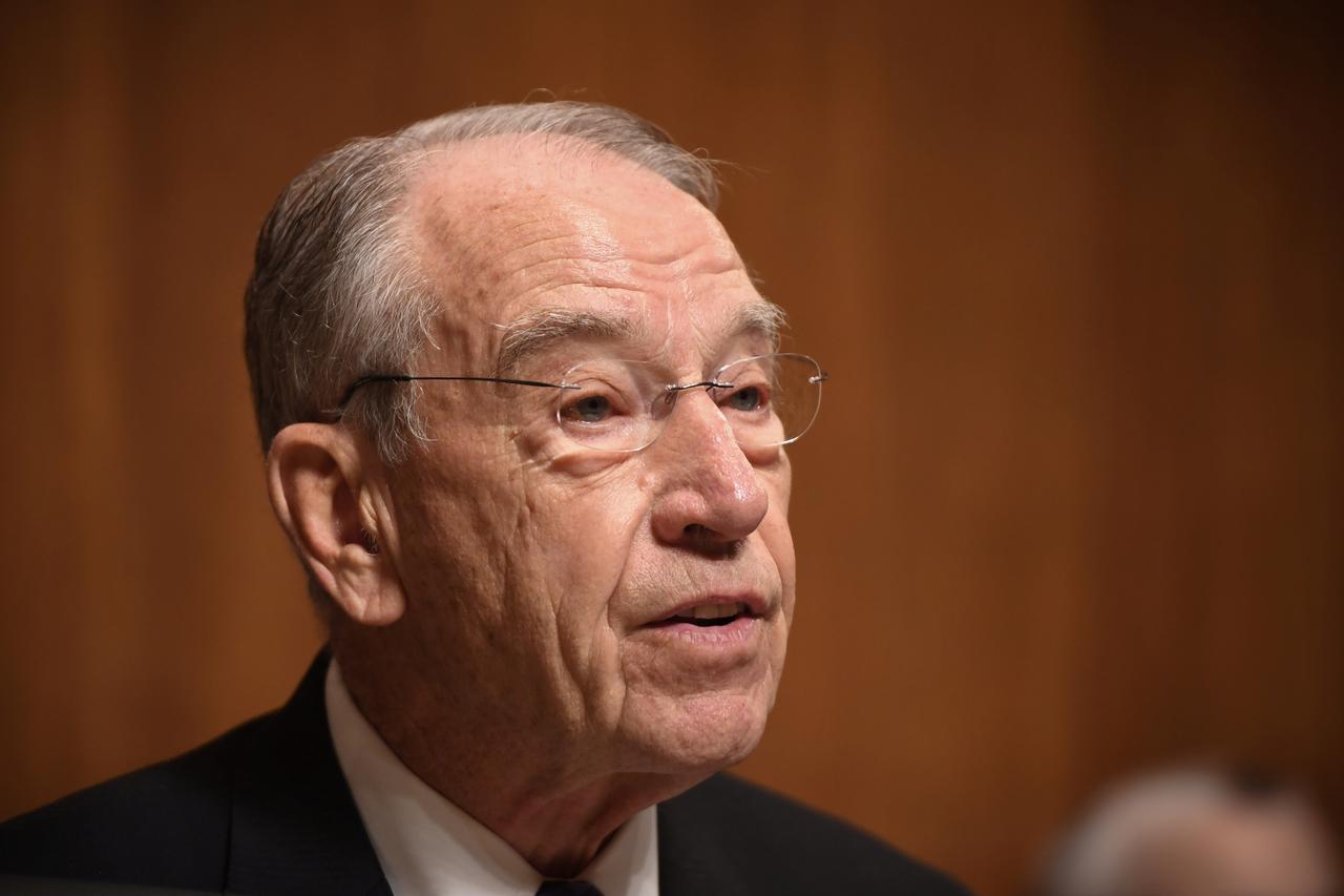 Republican U S  senator decries USDA aid for Smithfield unit of