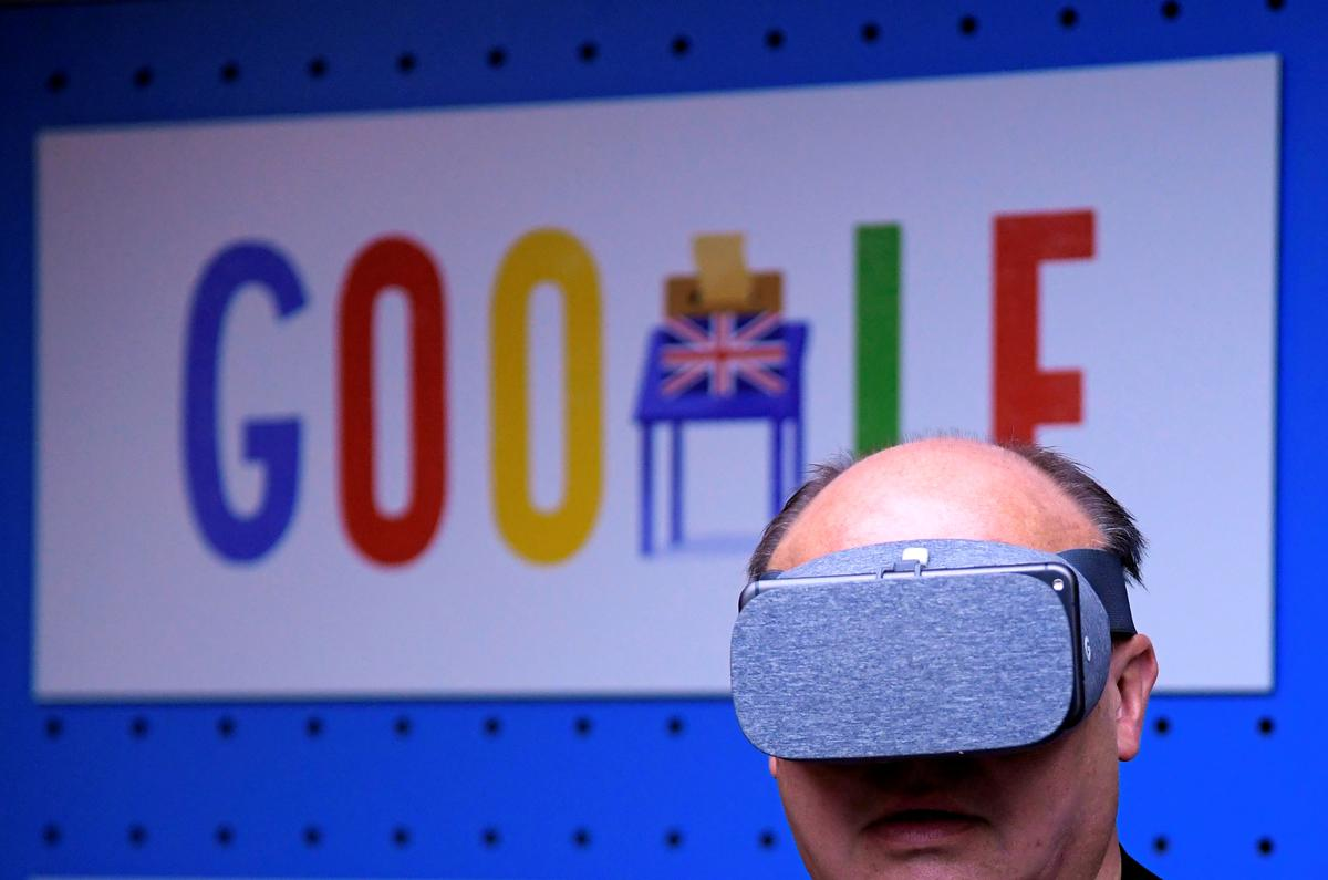 英国、デジタル税導入へ オンライン大手対象に20年4月から