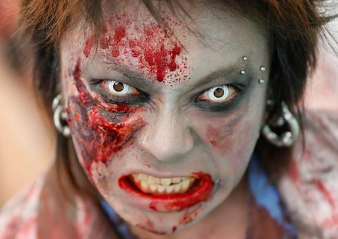 Halloween parades around the world