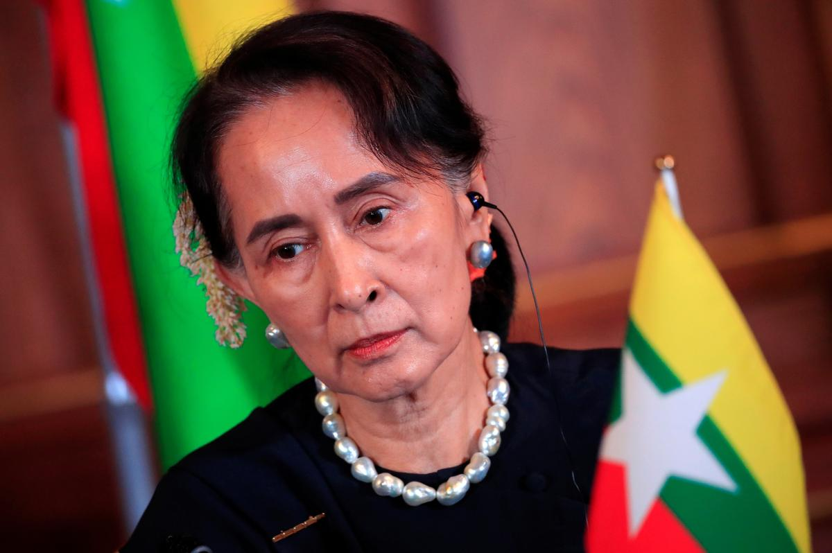 Myanmar by-election results 'a lesson' for Suu Kyi's party - Reuters