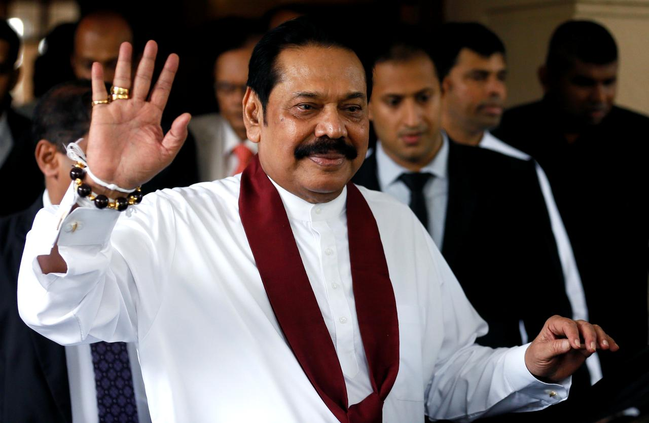 Sri Lanka speaker says he won\'t accept Rajapaksa as PM without majority support
