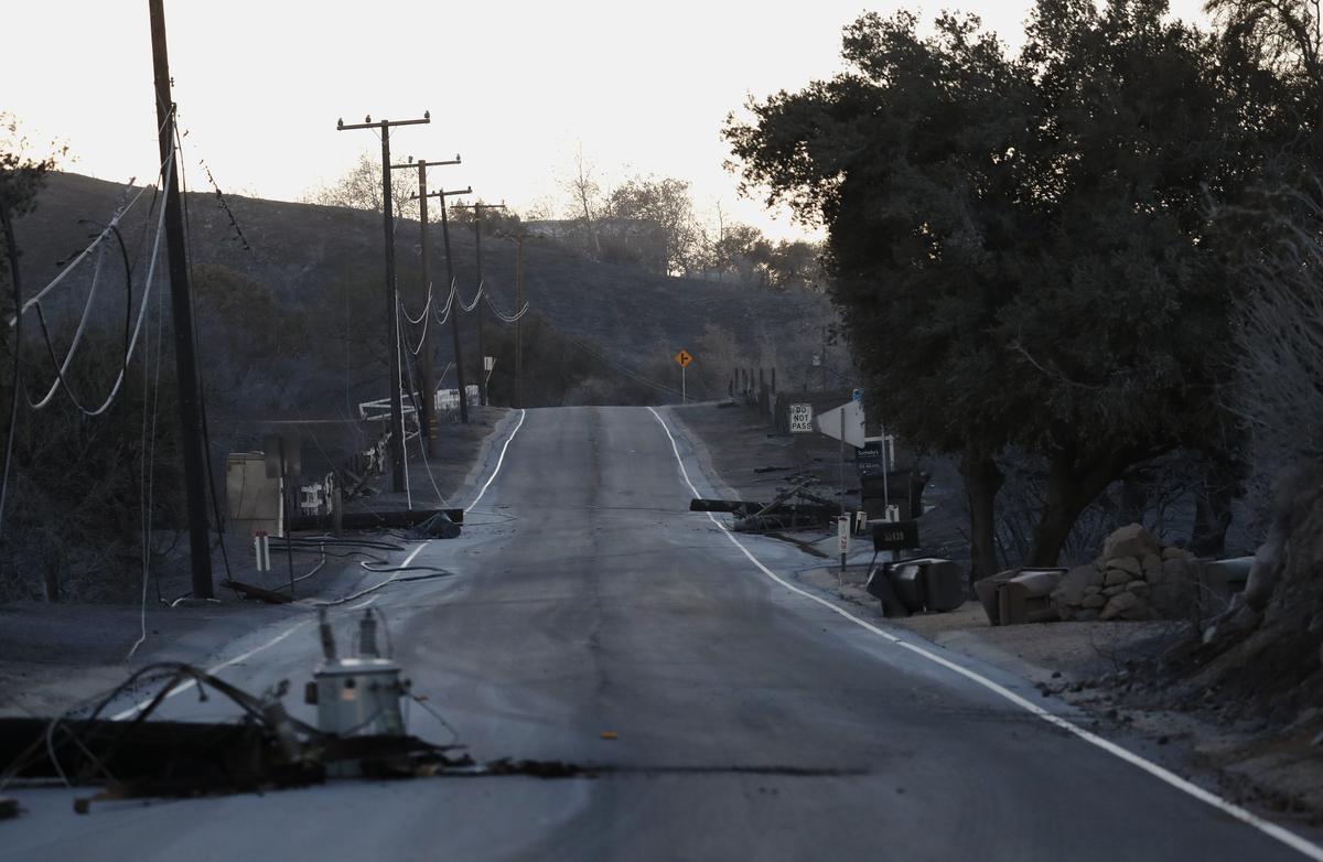 Utility stocks slump as California wildfires leave hundreds missing