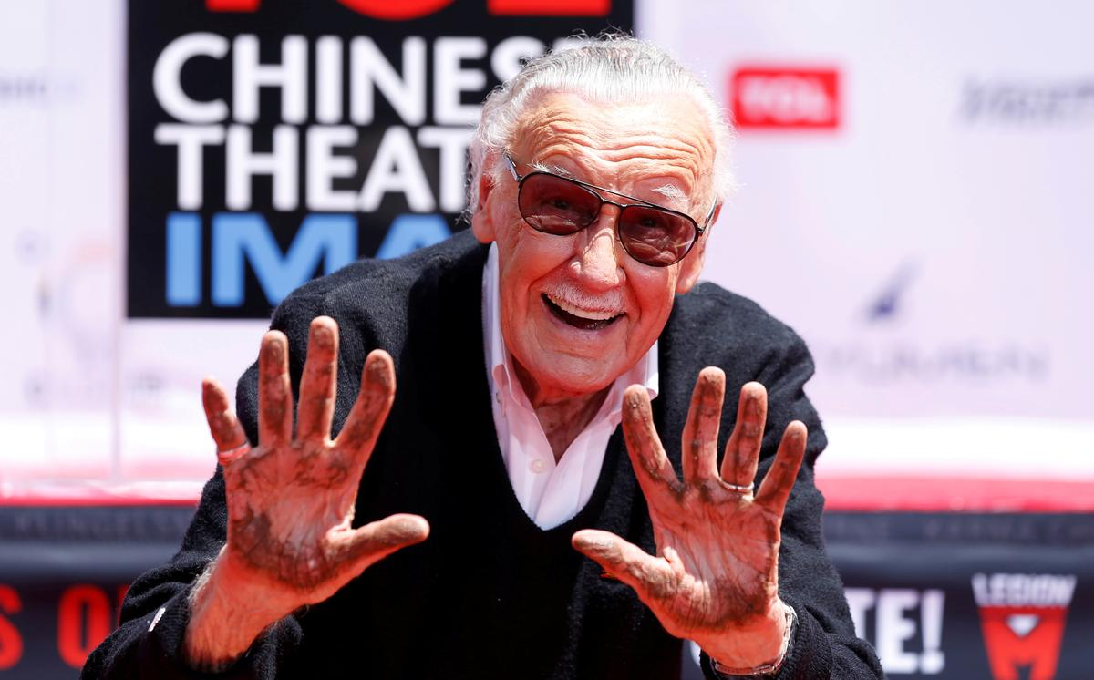 Stan Lee, creator of Spider-Man and other Marvel superheroes, dead