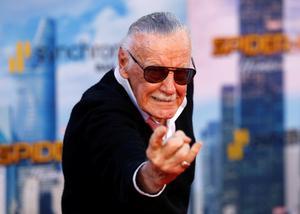 Stan Lee: 1922 - 2018