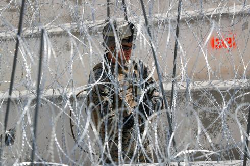 U.S. forces on Mexico border