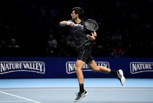 Djokovic through after dismantling Zverev, Cilic still in hunt
