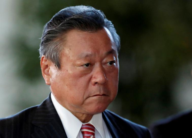reuters.com - Reuters Editorial - Japan cybersecurity and Olympics minister: 'I've never used a computer