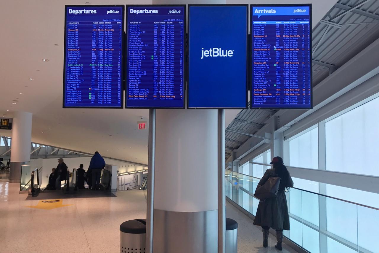 JetBlue wants U S , European regulators to review joint