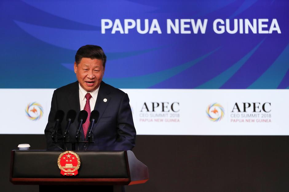 U S -China discord dominates APEC summit in Papua New Guinea - Reuters
