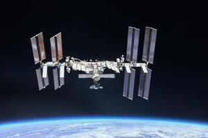 International Space Station turns 20