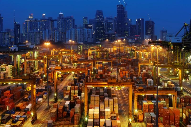 Singapore third-quarter GDP growth well below forecast, trade frictions dent outlook